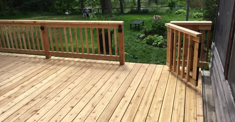 Building a Deck This Spring