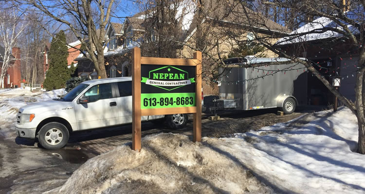 About Nepean General Contractors