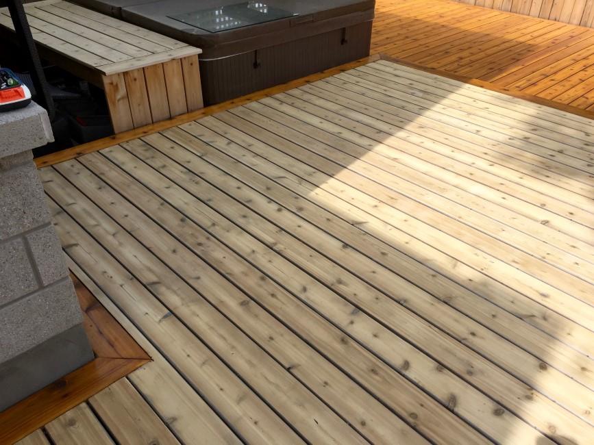 Wood Deck Builder Custom Deck Construction Ottawa On