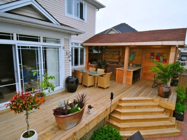Outdoor Living Areas