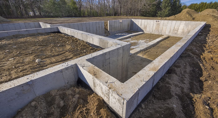 Concrete Construction Contractor
